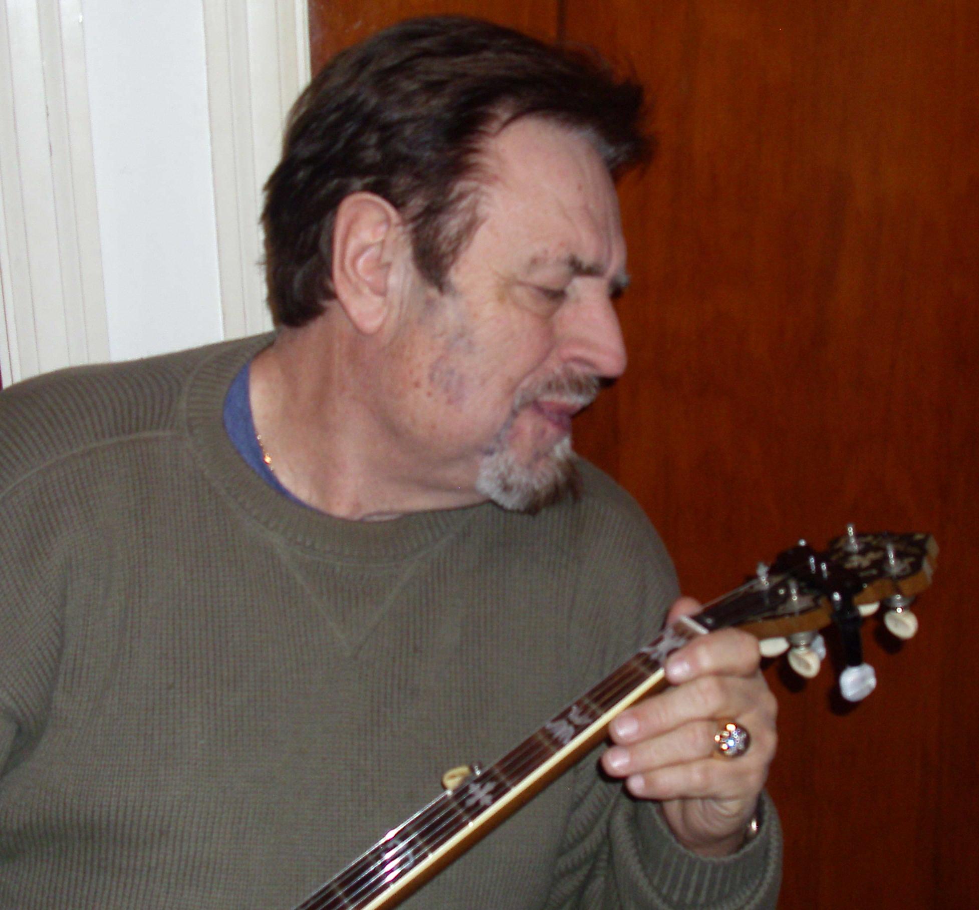 Appraising a banjo