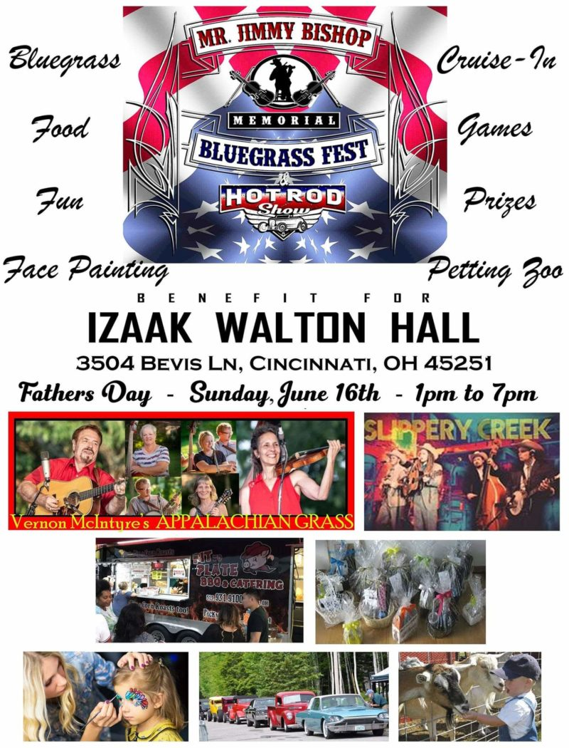 Jimmy Bishop Memorial Jam and Hotrod Show